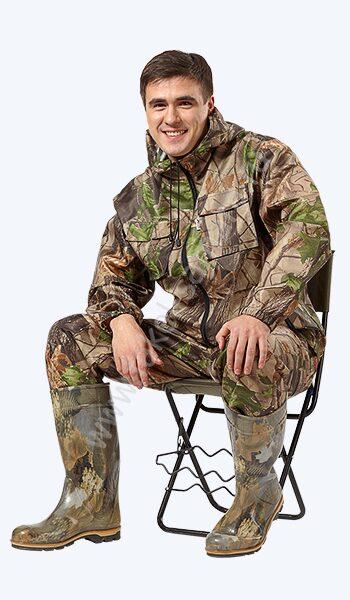 костюм охотника и рыболова в интернет магазине